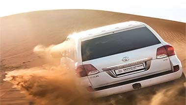 desert safari in abudhabi